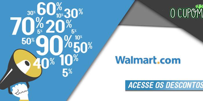 Descontos Walmart OCupom